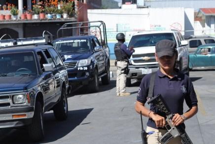 La única mujer policía de Tancítaro: una historia de resiliencia