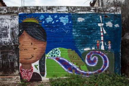 En Juchitán, «la educación es parte de la lucha por el territorio, por eso nos lanzamos a la barricada»