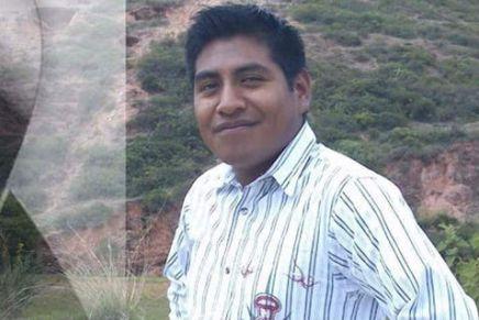 «Ya cayó el de rojo». Sobre el asesinato de Yalid Jiménez en Nochixtlán