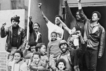 ¡50 Años! El Partido Pantera Negra