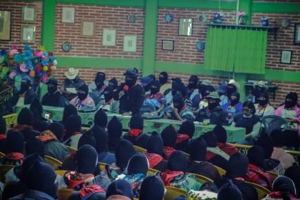 L@s Zapatistas y las ConCiencias por la Humanidad (día 1)