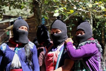 L@s Zapatistas y las ConCiencias por la Humanidad (días 7 y 8)