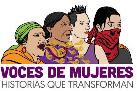 Segunda convocatoria de Voces de Mujeres
