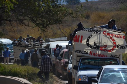 CNI Guerrero: en demanda de justicia y por la conformación de un Concejo Indígena de Gobierno