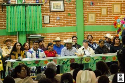 Se inaugura la Asamblea Constitutiva del Concejo Indígena de Gobierno
