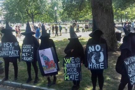 La insolencia de los poderosos: Boston y el nuevo movimiento anti-racista y anti-fascista en los Estados Unidos