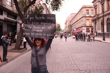 Marcha conmemorativa del 2 de octubre. 2017. Por Elis Monroy-15
