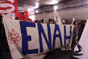 Marcha conmemorativa del 2 de octubre. 2017. Por Elis Monroy-3