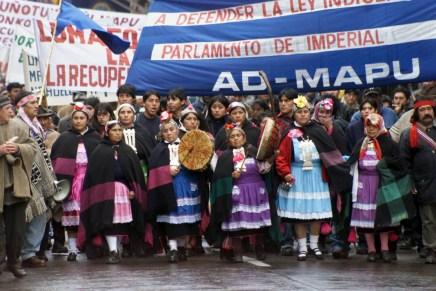 La guerra neocolonial de los Estados chileno y argentino contra el Pueblo Mapuche