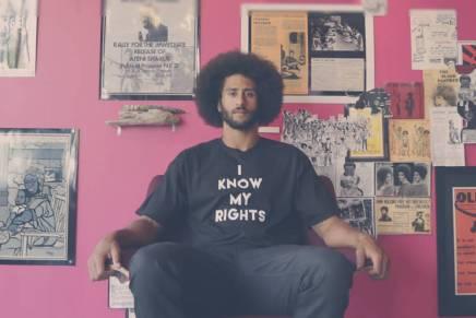 Arrodillarse por la justicia: El acto de Kaepernick