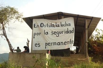 En la Costa-Sierra michoacana, la lucha por la seguridad es permanente