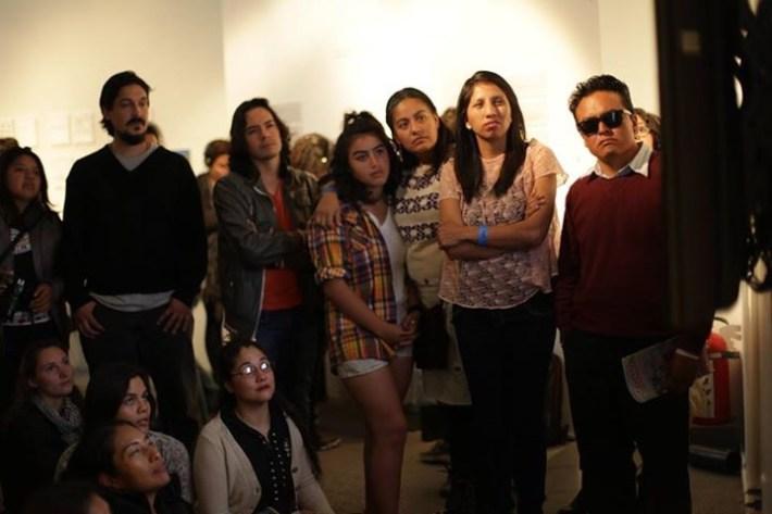Voces de mujeres 2017. Presentación de proyectos en CCE, Ciudada de México (5)