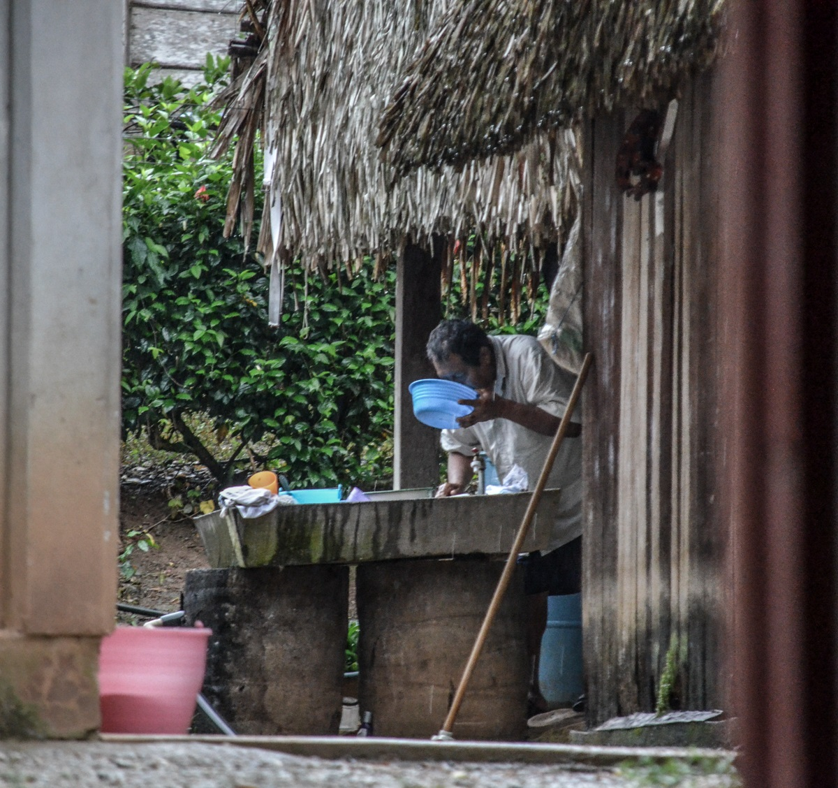 La vida en la región Chinateca, municipio de Santiago Jocotepec. Fotografía: José Luis Santillán