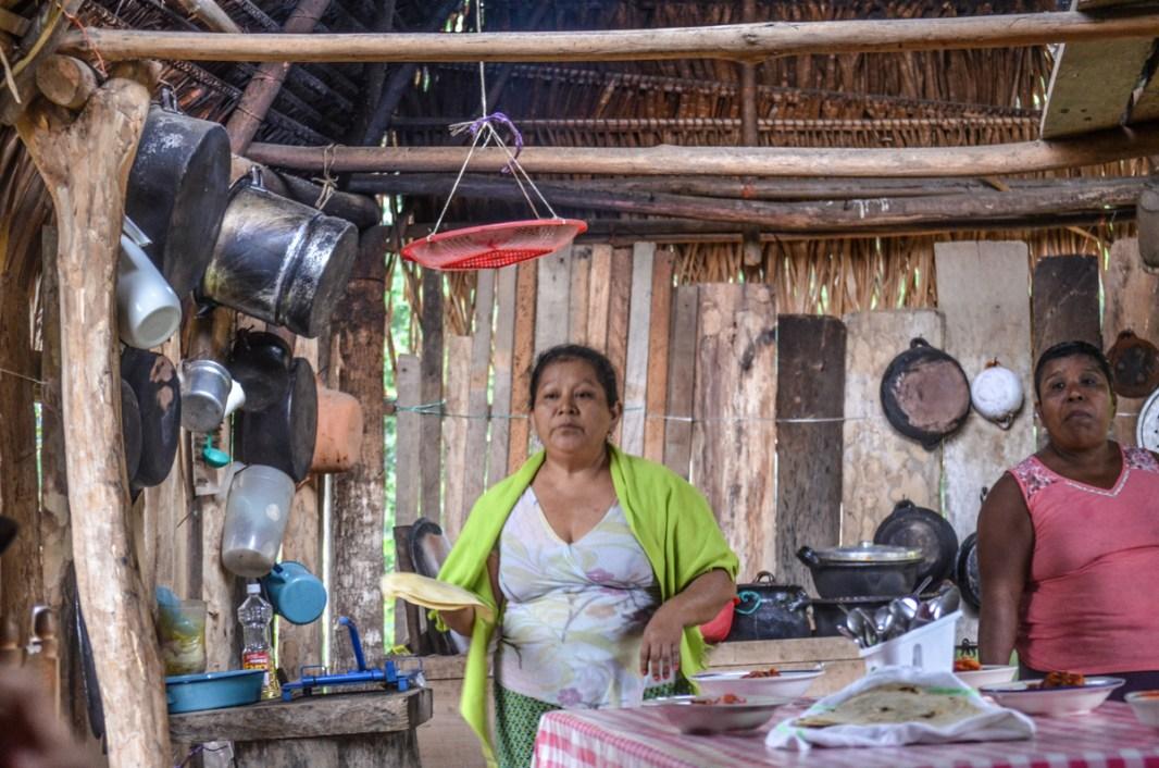 Pobreza en Oaxaca. Fotografía: José Luis Santillán