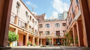 Cooperativa Ana Monterroso, Coviam. Otra experiencia de rehabilitación en el centro de Montevideo