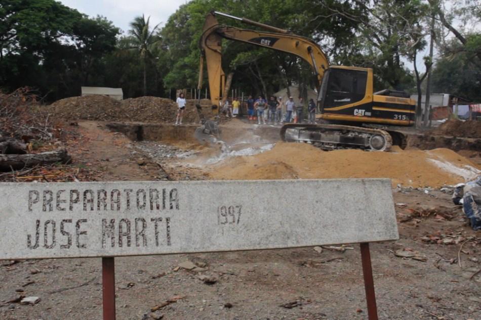 Prepa José Martí: reconstruir con alegría