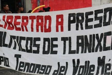 MumiaAbu-Jamal apoya a la y los presos políticos de San Pedro Tlanixco