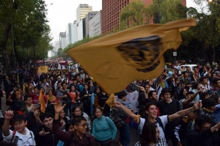 Fotogalería: la protesta esta en las calles