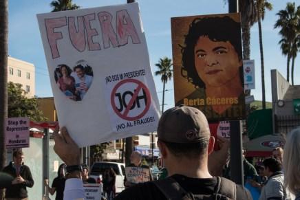 Violencia, despojo, hambre, represión. Honduras y las razones del éxodo migrante. Parte 2