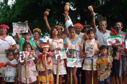 Solidaridad con las familias Kaiowás en Brasil