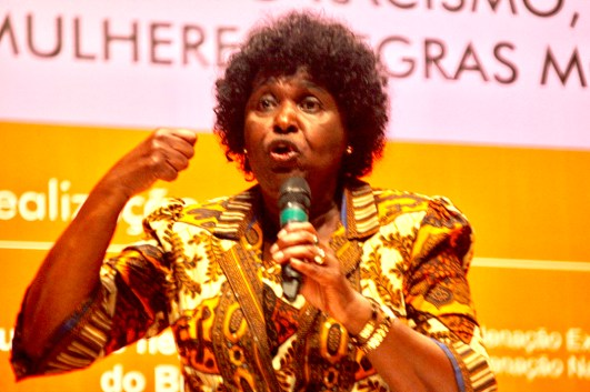 Benedita da Silva (primera senadora negra 1994)