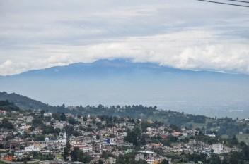 10 de junio de 2018. Los integrantes del Movimiento en defensa de la tierra, el agua, la cultura y la vida de Huitzizilapan trabajan cotidianamente para mantener viva la importancia de la defensa de su territorio, ante las amenazas de crecimiento de las dos ciudades que les rodean tanto el valle de Toluca como el valle de la CDMX. Fotografía: José Luis Santillán