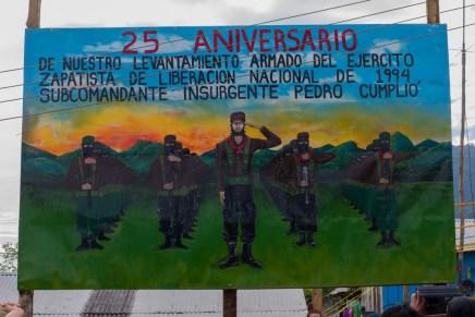 Vamos a defender lo que hemos construido: EZLN