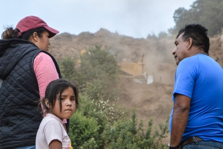 Xochicuautla: El corazón de la montaña sigue resistiendo y se reorganiza