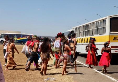 De vuelta al campamento. Por Itandehuy Castañeda.