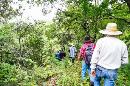 En alerta Máxima comuneros de Oaxaca por presencia del ejercito en sus tierras