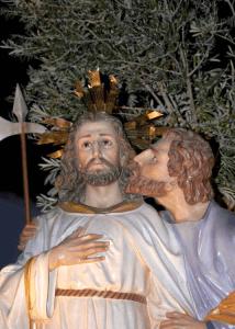 A Wednesday Rant: Loving Judas