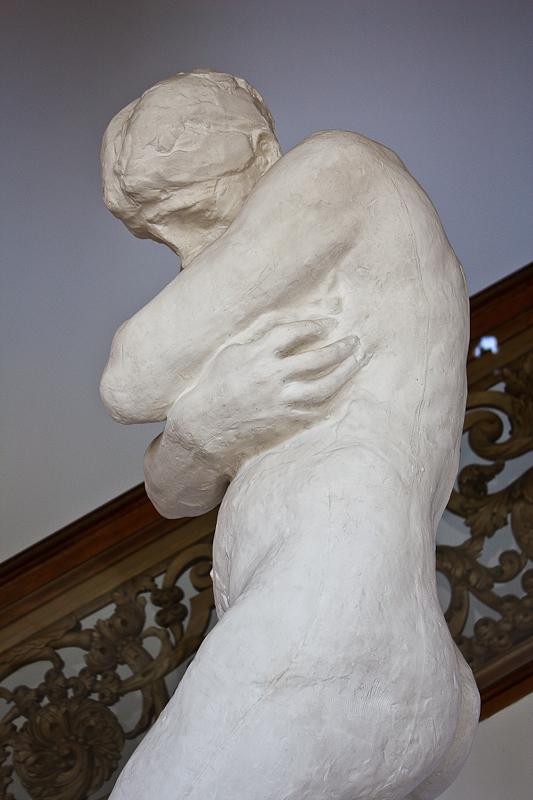 Eve by Rodin