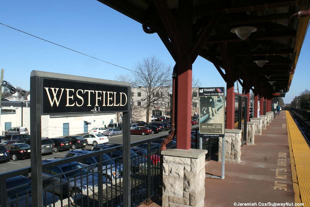 Westfield Nj New Jersey Transit Raritan Valley Line