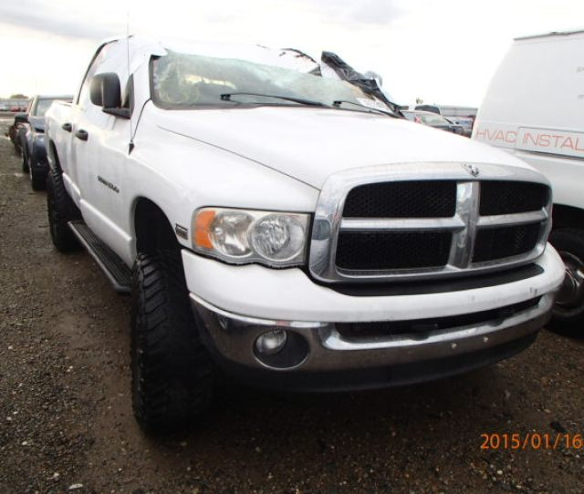 Used Parts 2005 Dodge Ram  7l Hemi V8 45rfe