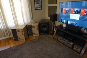 PB-1000 shipping boxes next to VTF-15