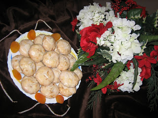 Apricot Nut Cookie