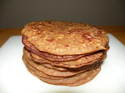 Wheat & Jaggery Pancake