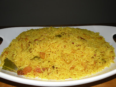 Special Rice ( Made with Yogurt )