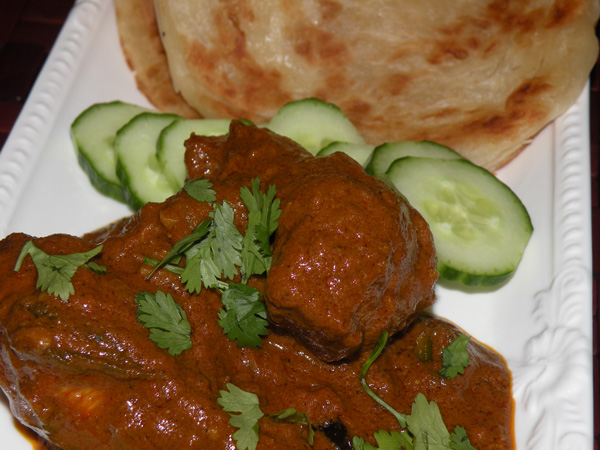 Varutharacha Chicken Curry Kerala Style