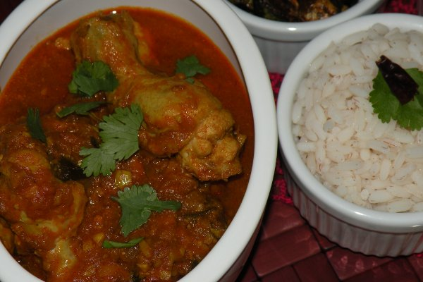 kerala style chicken curry 1