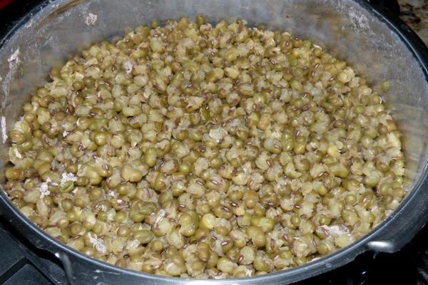 Mung Bean Soup 1