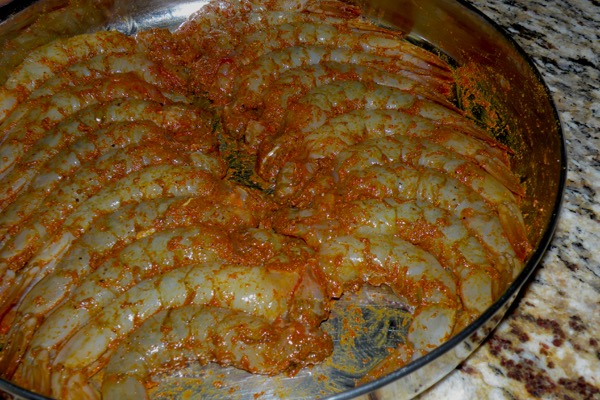 Crispy Fried Shrimp 1