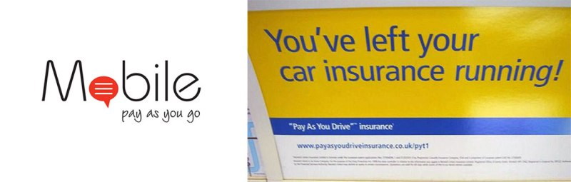 Pay as you go Car Insurance inspired by Mobile Phone plans