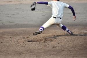 野球ピッチャー画像
