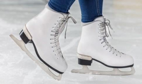 スケート靴の画像