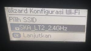 Jaringan Wifi Router