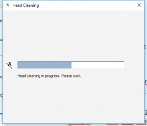 Proses Head Cleaning Epson