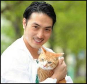 平岳大 結婚相手 パートナー 猫