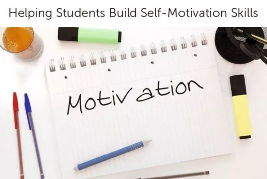 Self Motivation For Students