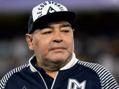 Diego Maradona Passes On At Age 60